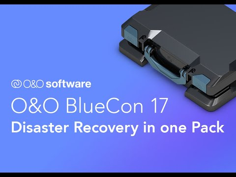 O&O BlueCon 17 - Integrating the boot environment in the Windows recovery environment