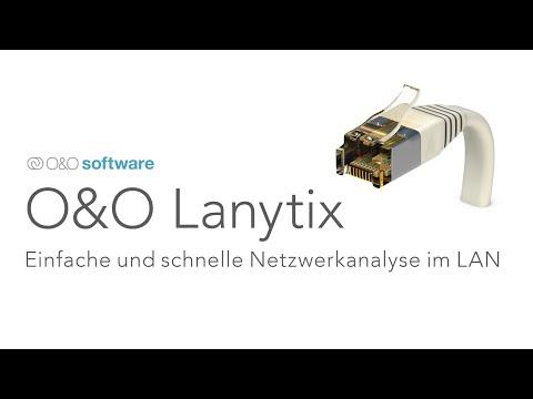 O&O Lanytix - Einfache und schnelle Netzwerkanalyse im LAN