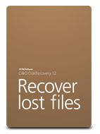 O&O DiskRecovery: Recover lost files