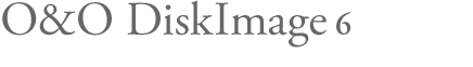 من الفرن لعمل نسخ احتياطية والحفاظ على ملفاتك وحمايتها من الضياعO&O DiskImage Profess