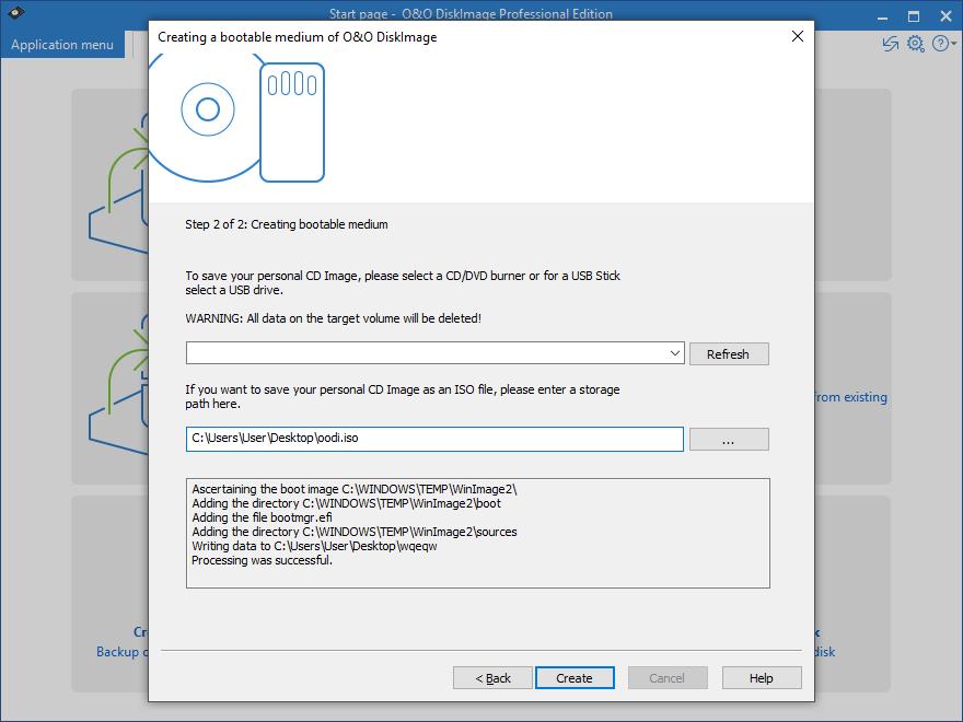 O&O DiskImage 14: Backup Software for Windows