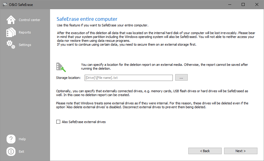 O o safeerase professional edition 5.1build 712 with serial free by totalfreesofts