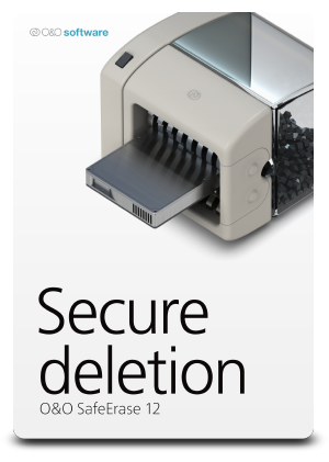 O&O SafeErase:Secure deletion